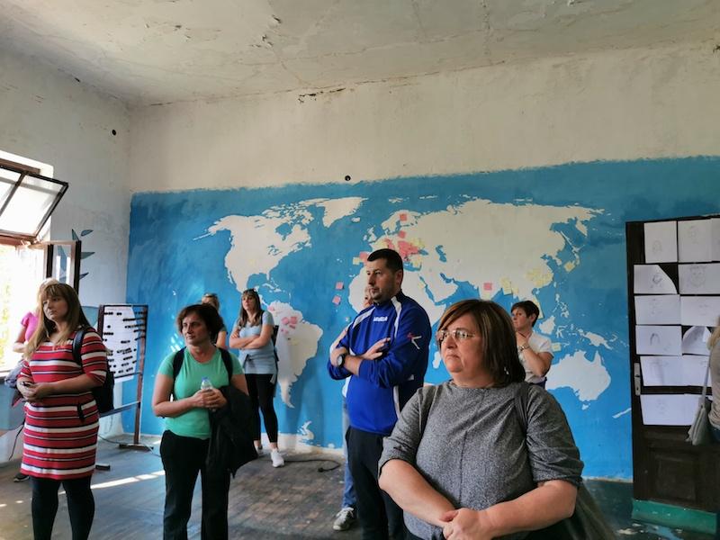 Studijska posjeta Eko centru Latinovac 18. i 19.10.2019.