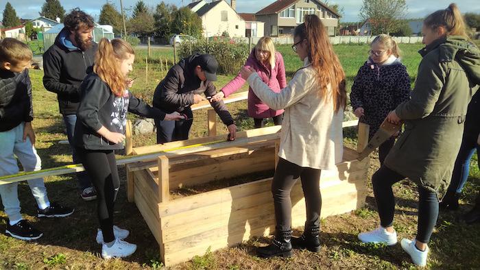 Terenska nastava projekta u Učionici održivog razvoja