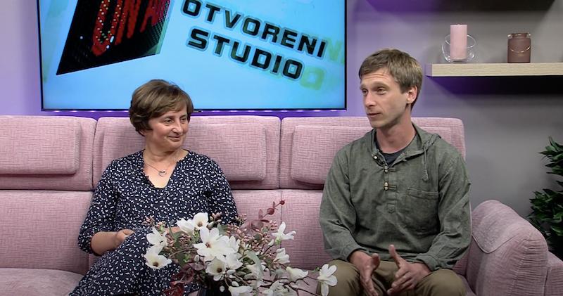 Gostovanje u Otvorenom studiju Slavonske televizije