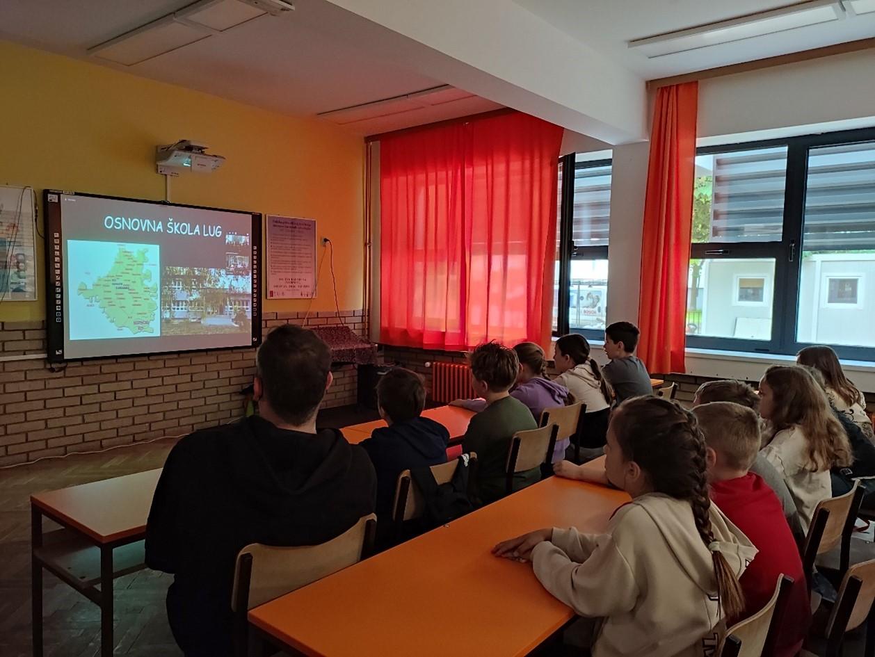 Susret škola Lug-Mladost