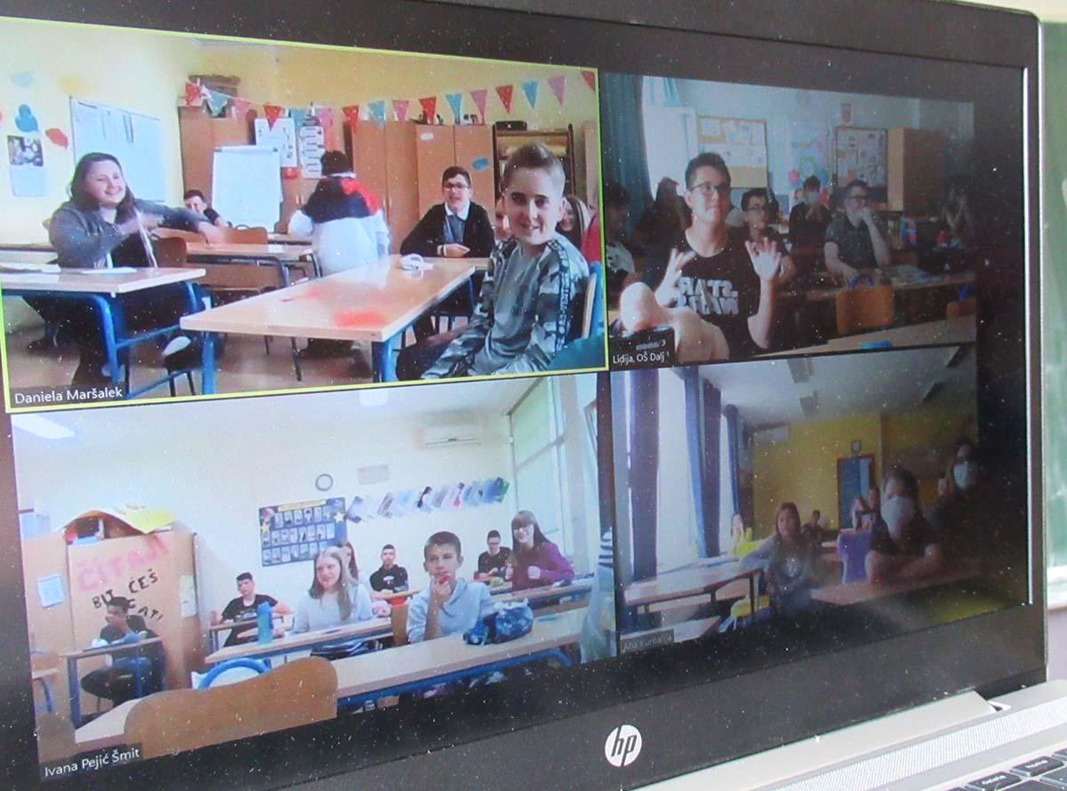 Susret škola Blage Zadre-Dalj